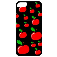 Red Apples  Apple Iphone 5 Classic Hardshell Case by Valentinaart