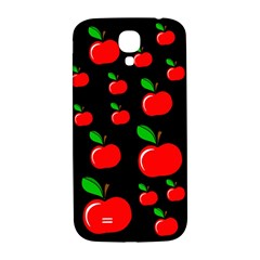 Red Apples  Samsung Galaxy S4 I9500/i9505  Hardshell Back Case by Valentinaart
