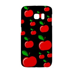 Red Apples  Galaxy S6 Edge by Valentinaart