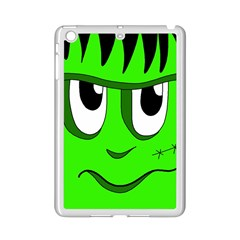 Halloween Frankenstein   Green Ipad Mini 2 Enamel Coated Cases by Valentinaart
