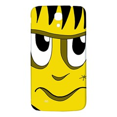 Halloween Frankenstein   Yellow Samsung Galaxy Mega I9200 Hardshell Back Case by Valentinaart