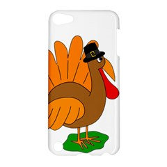 Thanksgiving Turkey   Transparent Apple Ipod Touch 5 Hardshell Case by Valentinaart