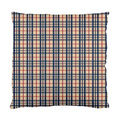 Chequered Plaid Standard Cushion Case (two Sides)