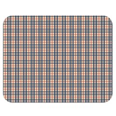 Chequered Plaid Double Sided Flano Blanket (medium)
