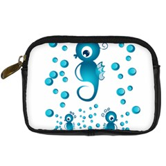 Seahorsesb Digital Camera Cases