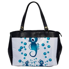 Seahorsesb Office Handbags by vanessagf