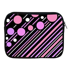 Purple Transformation Apple Ipad 2/3/4 Zipper Cases by Valentinaart