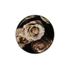 Roses Flowers Hat Clip Ball Marker