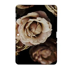 Roses Flowers Samsung Galaxy Tab 2 (10 1 ) P5100 Hardshell Case