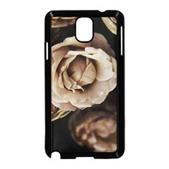 Roses Flowers Samsung Galaxy Note 3 Neo Hardshell Case (black)