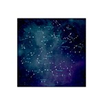 Constellations Satin Bandana Scarf Front