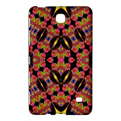 Two Heart Samsung Galaxy Tab 4 (7 ) Hardshell Case  by MRTACPANS