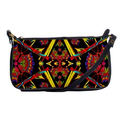 Time Space Shoulder Clutch Bags by MRTACPANS