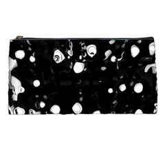 Black Dream  Pencil Cases by Valentinaart