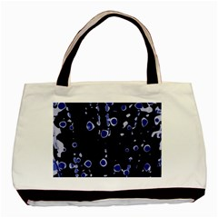 Blue Dream Basic Tote Bag by Valentinaart