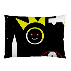 Stay Cool Pillow Case by Valentinaart