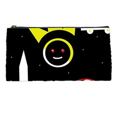 Stay Cool Pencil Cases by Valentinaart