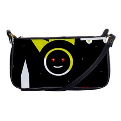 Stay Cool Shoulder Clutch Bags by Valentinaart