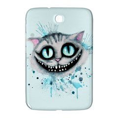 Cheshire Watercolor  Samsung Galaxy Note 8 0 N5100 Hardshell Case  by lvbart