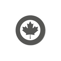 Low Visibility Roundel Of The Royal Canadian Air Force Golf Ball Marker (10 Pack) by abbeyz71