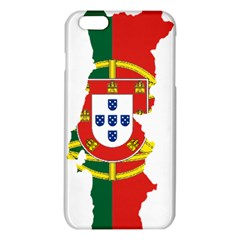 Flag Map Of Portugal Iphone 6 Plus/6s Plus Tpu Case by abbeyz71