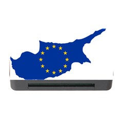 European Flag Map Of Cyprus  Memory Card Reader With Cf