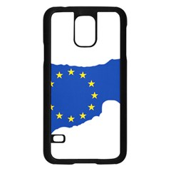 European Flag Map Of Cyprus  Samsung Galaxy S5 Case (black)