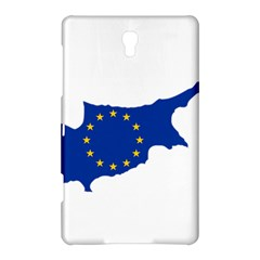 European Flag Map Of Cyprus  Samsung Galaxy Tab S (8 4 ) Hardshell Case