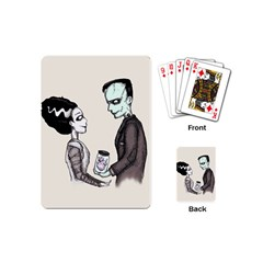 Frankenheart Playing Cards (mini)  by lvbart