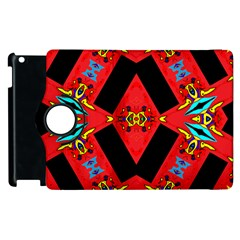 J,j, Apple Ipad 2 Flip 360 Case by MRTACPANS