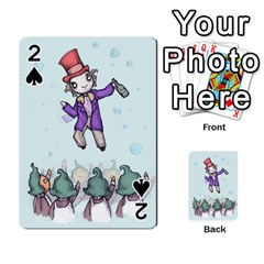 Fizzy Lifting Playing Cards 54 Designs