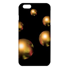 Golden Pearls Iphone 6 Plus/6s Plus Tpu Case by Valentinaart