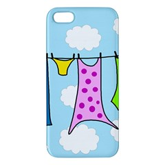 Laundry Iphone 5s/ Se Premium Hardshell Case by Valentinaart