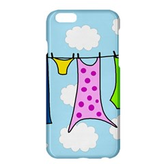 Laundry Apple Iphone 6 Plus/6s Plus Hardshell Case by Valentinaart