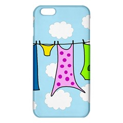 Laundry Iphone 6 Plus/6s Plus Tpu Case by Valentinaart