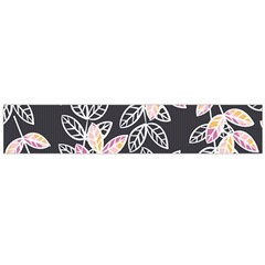 Winter Foliage Flano Scarf (large) by DanaeStudio