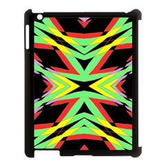 The One Apple Ipad 3/4 Case (black) by MRTACPANS
