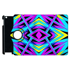 Time Warp Apple Ipad 2 Flip 360 Case by MRTACPANS