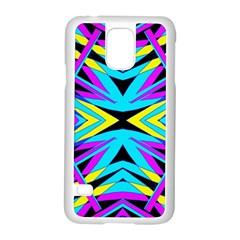 Art Off Wall Samsung Galaxy S5 Case (white) by MRTACPANS
