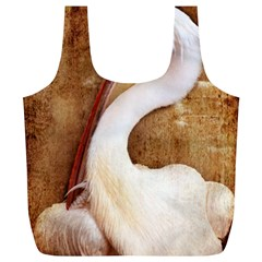 920 Pelican Full Print Recycle Bags (l)  by PimpinellaArt