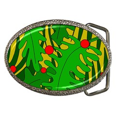 In The Jungle Belt Buckles by Valentinaart