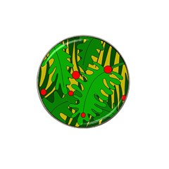In The Jungle Hat Clip Ball Marker (4 Pack) by Valentinaart