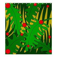 In The Jungle Shower Curtain 66  X 72  (large)  by Valentinaart