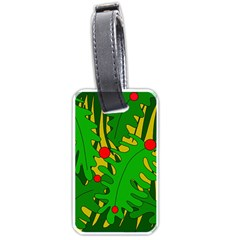 In The Jungle Luggage Tags (one Side)  by Valentinaart