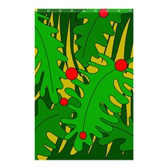 In The Jungle Shower Curtain 48  X 72  (small)  by Valentinaart