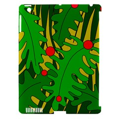 In The Jungle Apple Ipad 3/4 Hardshell Case (compatible With Smart Cover) by Valentinaart