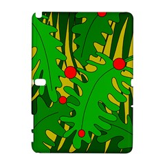 In The Jungle Samsung Galaxy Note 10 1 (p600) Hardshell Case by Valentinaart