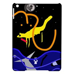 Crazy Dream Ipad Air Hardshell Cases