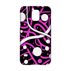 Purple Harmony Samsung Galaxy S5 Hardshell Case