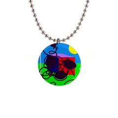 Sunny Day Button Necklaces